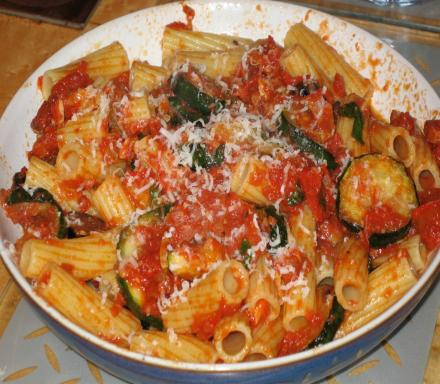 Image of Hot & Spicy Meat Pasta