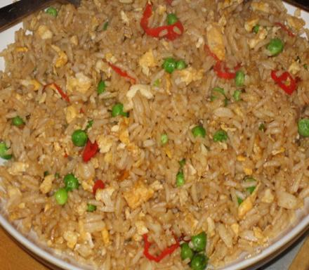 Image of Spicy Egg Fried Rice