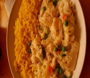 Image of Smokey Curried Cauliflower Curry