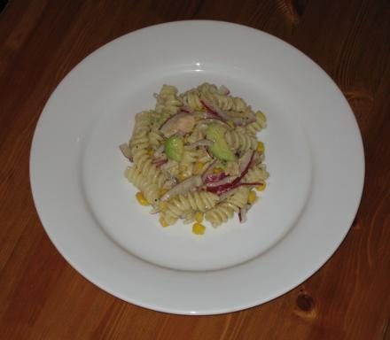 Image of Sarah's Smoked Tuna Pasta Salad