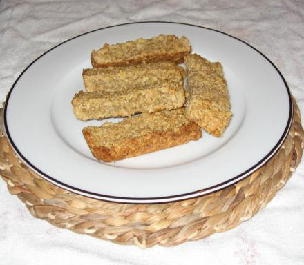 Image of Maple Syrup and Oat Flapjacks