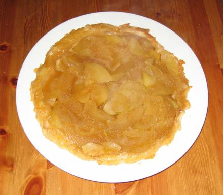 Image of Healthy Tarte Tatin