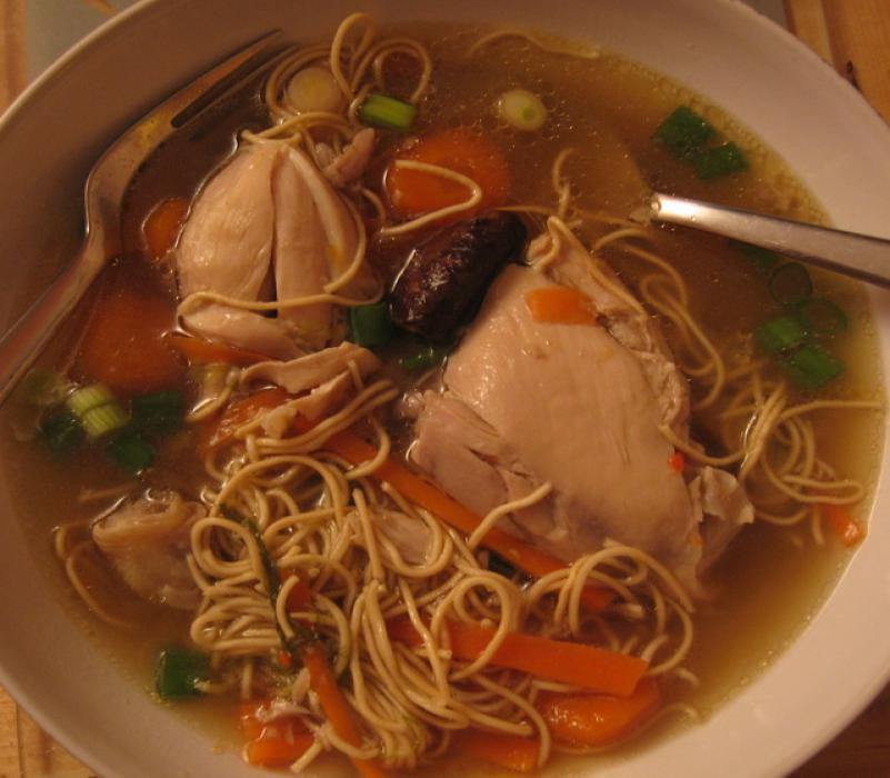 Image of Chinese Chicken Broth