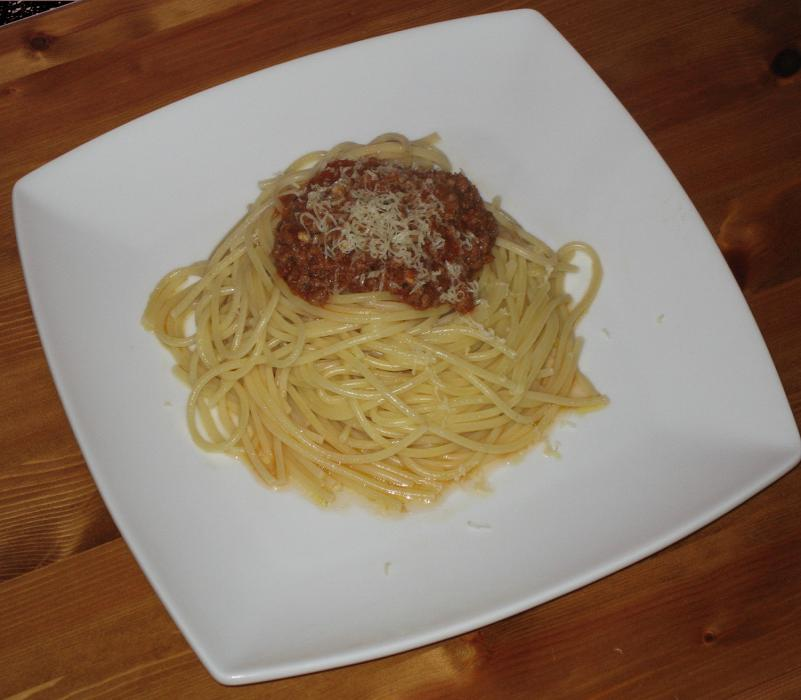 Image of Sarah's Simple Spaghetti Bolognese