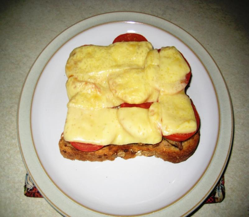 Image of Savory toasts