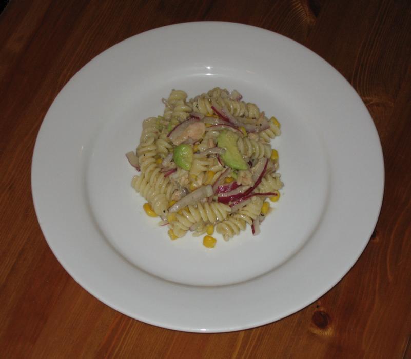 Image of Sarah's Smoked Tuna Pasta Salad