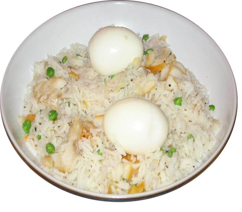 Image of Simple Kedgeree