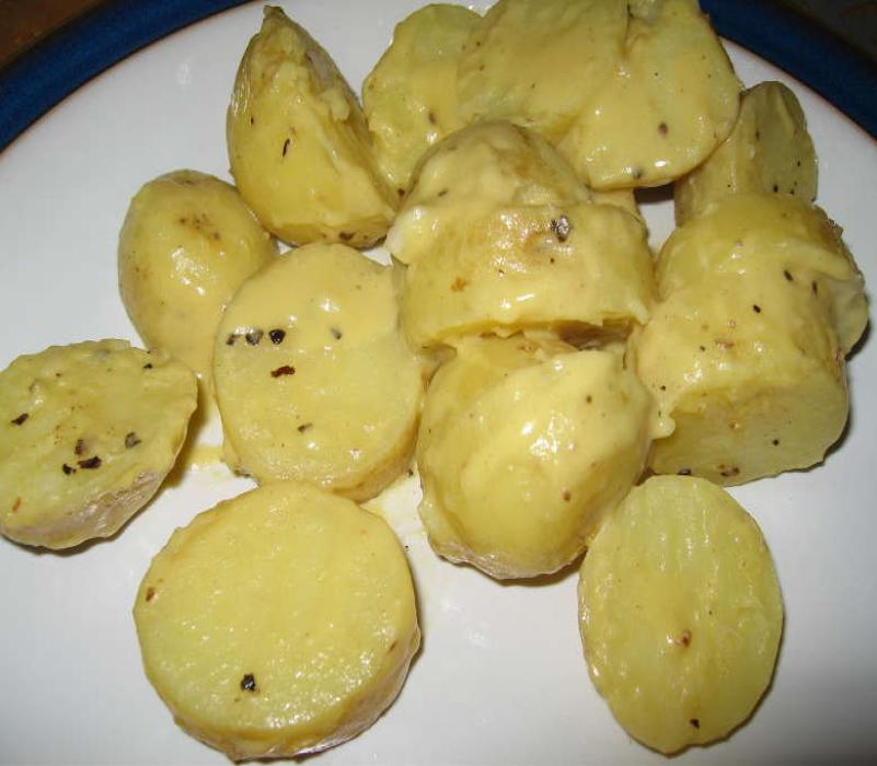 Image of French Style Potato Salad